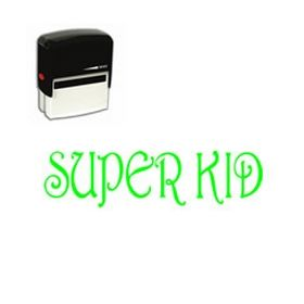 Self-Inking Super Kid Teacher Stamp
