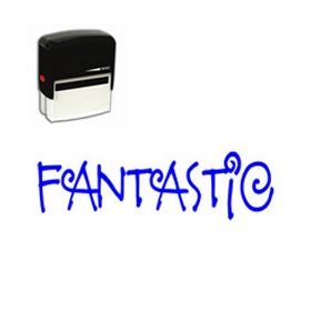 Self-Inking Fantastic Stamp