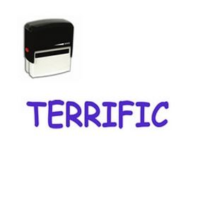 Self-Inking Terrific Stamp