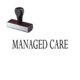 Managed Care Rubber Stamp