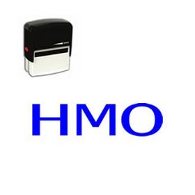 Self-Inking HMO Stamp
