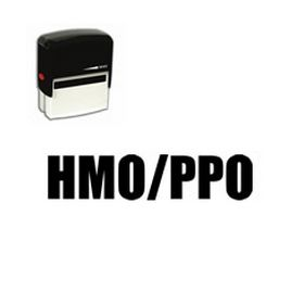 Self-Inking HMO/PPO Medical Stamp