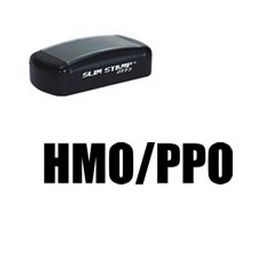 Pre-Inked HMO/PPO Medical Provider Stamp