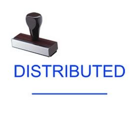 Distributed Rubber Stamp with Line