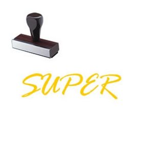 Super Rubber Stamp