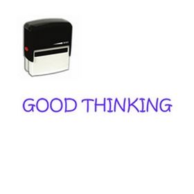 Self-Inking Good Thinking Stamp