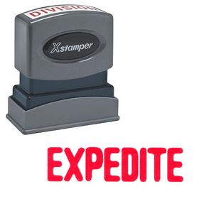 Expedite Xstamper Stock Stamp