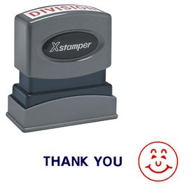 Thank You Xstamper Stock Stamp