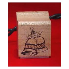 Christmas Bells Christmas Craft Stamp