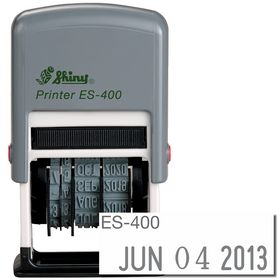 Shiny ECO Line ES-400 Date Stamp