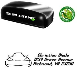 Slim Car Detonate Address Stamper