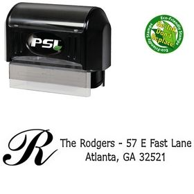 PSI Pre-Ink Initial Drummon Creative Address Stamper