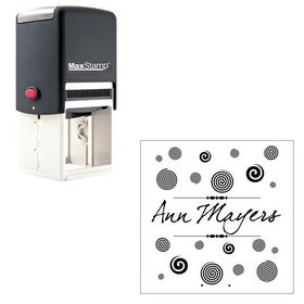 Self Inking dear Joe four Custom Monogram Stamper