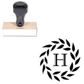 Imprint Shadow Custom Made Monogrammed Letter Stamp