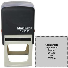 Self Inking Stamp SI-5050 Size 2 x 2