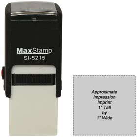 Self Inking Stamp SI-5215 Size 1 x 1