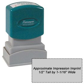 N04 Customized Xstamper Stamp | Xstamper N04