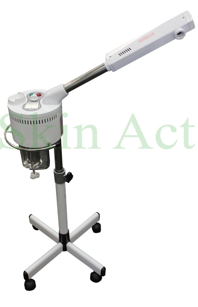 facial steamer with ozone