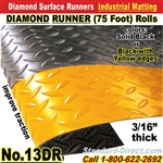 Diamond-Deck Tuff-Foot Runner Matting / 13DR