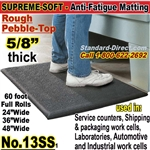 Supreme Cushion-Sponge Anti-Fatigue Matting / 13SS