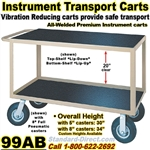 INSTRUMENT CARTS & TRUCKS 99AB