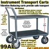 INSTRUMENT CARTS & TRUCKS 99AL