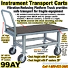 INSTRUMENT CARTS & TRUCKS 99AY