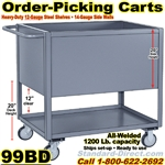 PACKAGE & WAREHOUSE TRUCKS 99BD