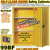 FLAMMABLE LIQUID SAFETY CABINETS 99BF