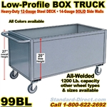 PACKAGE AND WAREHOUSE TRUCKS 99BL