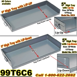 TRAYS FOR (TRAY TRUCKS)
