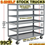 SHELF & WAREHOUSE STOCK TRUCKS 99CF
