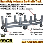 BAR CRADLE TRUCKS 99CR
