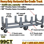 BAR CRADLE TRUCKS 99CT