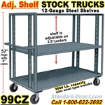 SHELF & WAREHOUSE STOCK TRUCKS 99CZ