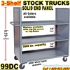 SHELF TRUCKS & WAREHOUSE TRUCKS 99DC