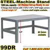 STEEL MACHINE STANDS / 99DR