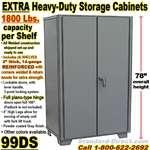 STEEL STORAGE CABINETS / 99DS