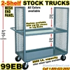 SHELF TRUCKS & WAREHOUSE TRUCKS 99EB