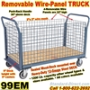 PACKAGE AND WAREHOUSE TRUCKS 99EM