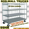 PACKAGE & WAREHOUSE TRUCKS 99HR