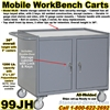 MOBILE WORKBENCH CABINET CARTS 99JH