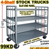 SHELF TRUCKS & WAREHOUSE TRUCKS 99KD