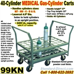 GAS CYLINDER CARTS 99KN