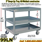 DEEP TRAY SERVICE CARTS 99LN