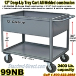 DEEP TRAY SERVICE CARTS 99NB
