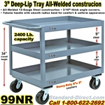 DEEP TRAY SERVICE CARTS 99NR