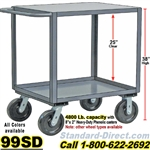 STEEL SERVICE CARTS 99SD