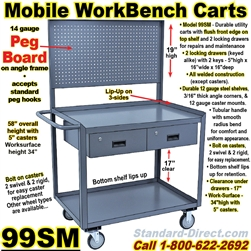 MOBILE WORKBENCH CARTS 99SM
