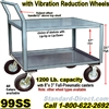 STEEL SERVICE CARTS 99SS